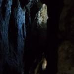 <p>Dans la grotte, superbe !</p>